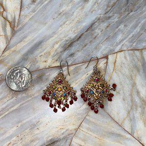 Beautiful Sparkly Crystal Earrings